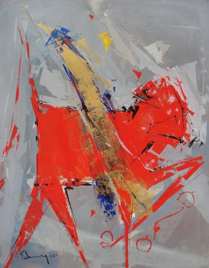 The Raider 01082006 Vietnam René Lemay Artiste Peintre