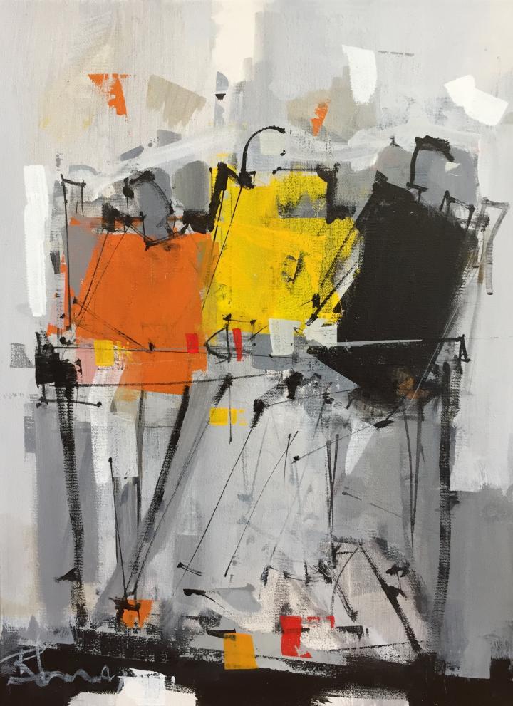 René Lemay artiste peintre - Consultations - Acrylique