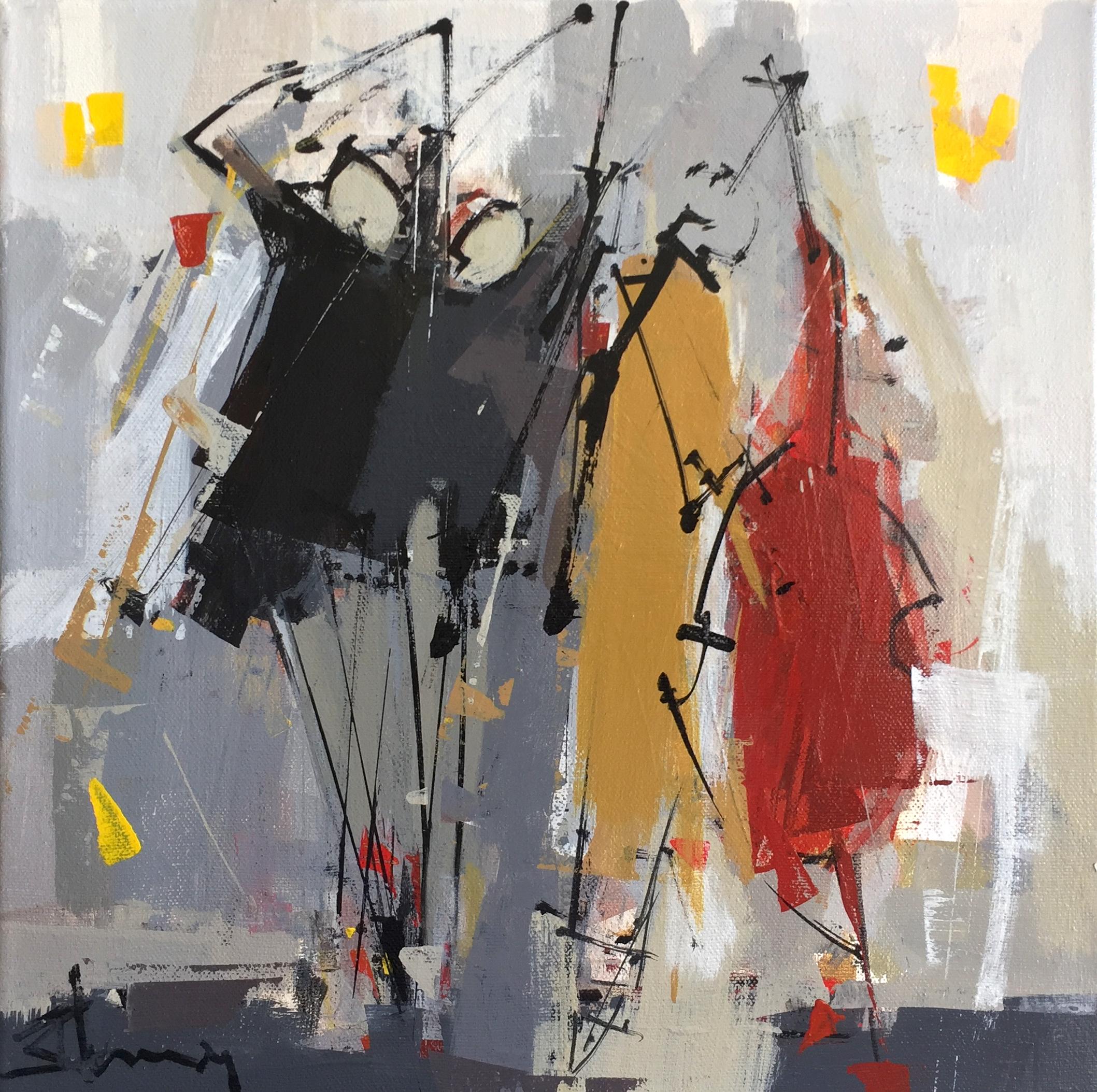 René Lemay artiste peintre - La Pratique - Acrylique
